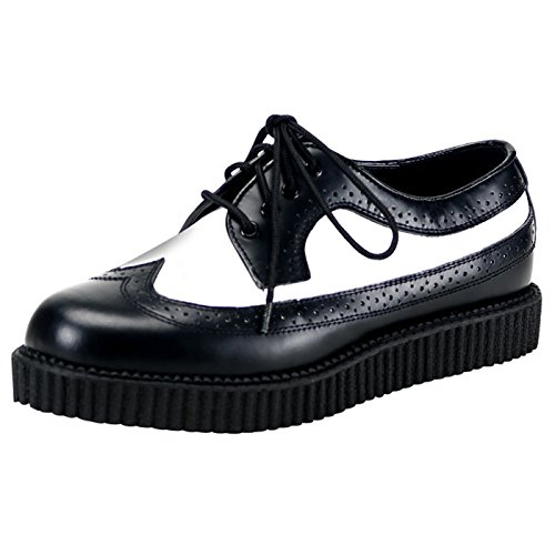 Demonia - Defining Alternative Footware Plateau Schuhe Creeper-608