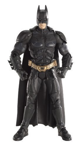 Batman The Dark Knight Rises Movie Masters Collector Batman Figure by Mattel [parallel import goods]