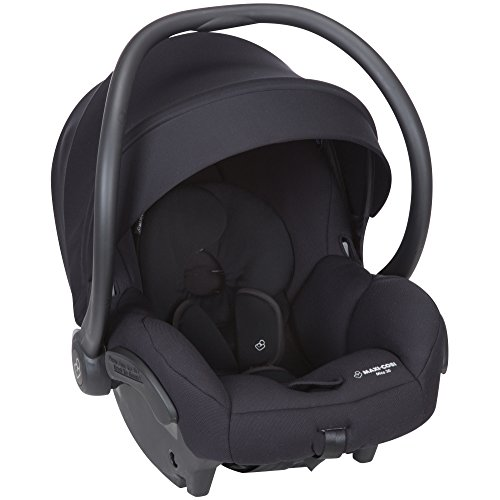 Maxi-Cosi Mico 30 Infant Car Seat With Base, Night Black, One Size