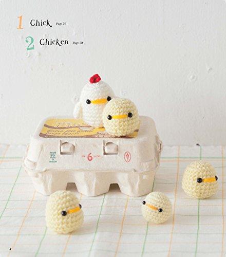 The Cutest Amigurumi — Easy Patterns and Tutorials | Crochet ... | 500x440