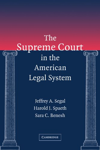The Supreme Court in the American Legal System