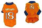 Cheap Pet Athletic Wear (PAW) Pet Jersey (Mailman #18, Barkos)