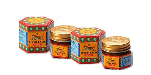 Tiger Balm Red Ointment 21ml - Pack of 3 ()