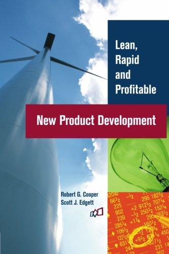 Read Online Lean, Rapid and Profitable New Product Development PDF