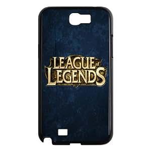 Samsung Galaxy Note 2 N7100 Phone Case League Of Legends E293844