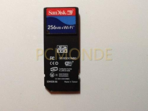 SanDisk Connect 256 MB + WiFi SD Card ()