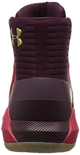 Basketball Gold Drive Ua Homme De Armour 4 Red red Chaussures metallic Under xYTnq
