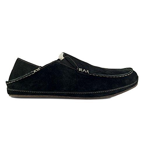 Pantofola Moloa - Uomo nero / nero 9