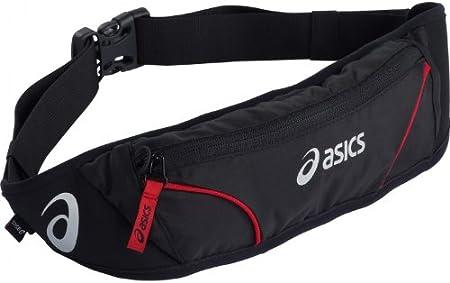 ASICS L3 Waist Bum Bag Pouch, Black, 1 – 1.5 L – 321832
