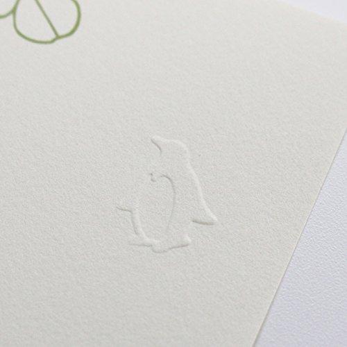 Midori Embosser Cartridge Design Penguin by Midori Way (Image #1)