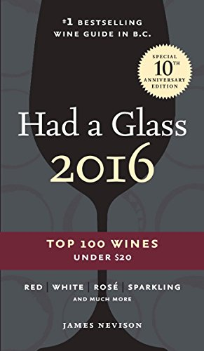 100% Pinot - Had A Glass 2016: Top 100 Wines Under $20 (Had a Glass Top 100 Wines)