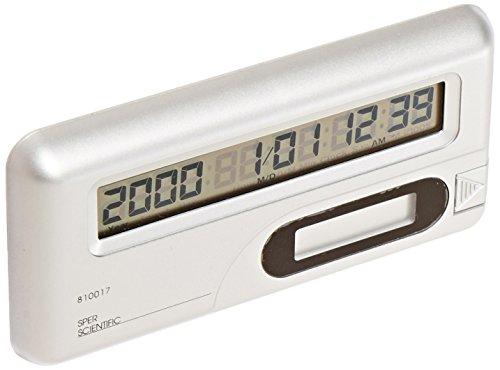Sper Scientific 810017 Long Range Digital Countdown Project Timer