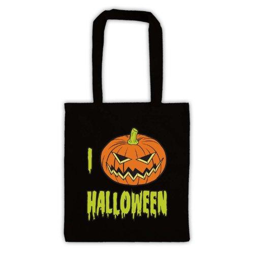 Noir Sac I Pumpkin Halloween Love D'emballage zVSqUpGM