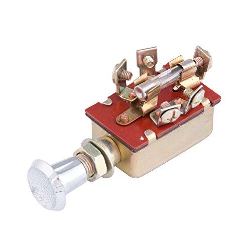 Calterm 42240 Universal Fused Headlight Switch