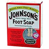 Johnson's Foot Soap 4 oz. (Pack of 6)