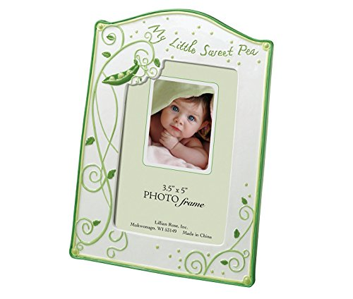 Lillian Rose Photo Frame, Sweet Pea, 3.5