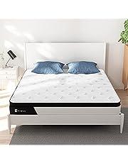 Avenco 10 Inch Innerspring Hybrid Mattress, Full Size Multi-Layer Mattress, Supportive & Comfort
