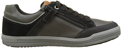 Sneakers Geox Gris Dk I Basses black Arzach Grey Adulte Mixte AxEwEqfYnr
