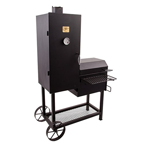 Oklahoma Joe's Bandera Smoker and - Backyard Smoker