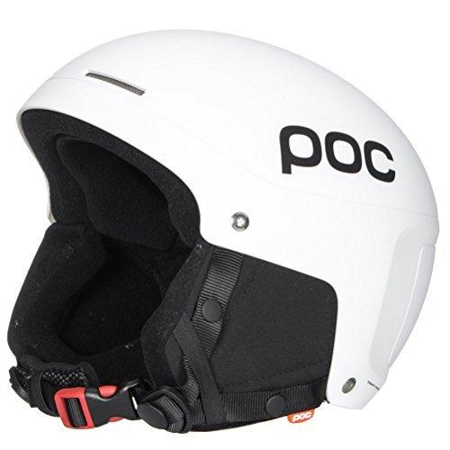 POC Skull Light II Ski Helmet, Hydrogen White, Medium/Large by POC