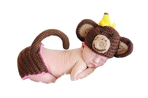 Monkey Newborn Diapers - 3
