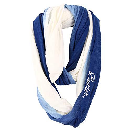 Zoozats Adult NCAA Tie Dye Infinity Scarf (Butler -