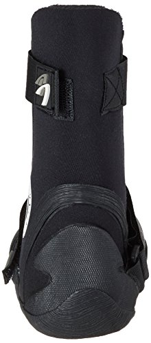 5 Neoprene Ascan 5mm Shoes Surf Superflex Boots Black 6 Cd0w0fq