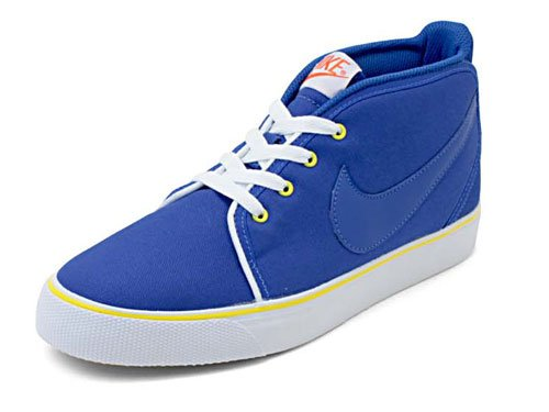 Nike Alte Sneakers Blu it 400 385444 Blu Uomo 44 Amazon Toki SHrqRS