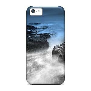 XiFu*MeiHot Mystic Lscape First Grade Phone Cases For Iphone 5c Cases CoversXiFu*Mei