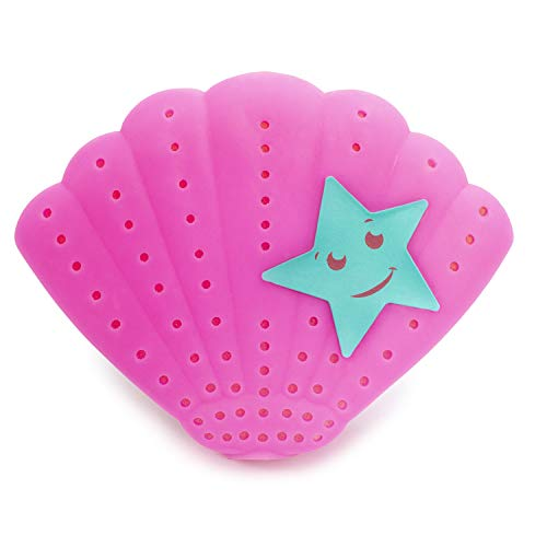 (Play Day Drencher Disk - Seashell - Soak in Water and Trow!)