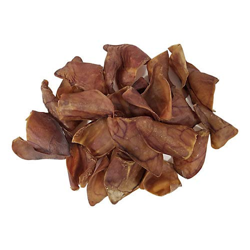Specialty Products Premium Natural Pig Ears Dog Chews 25pk