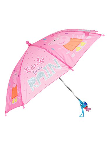 Peppa Pig Umbrella - color as shown, one size