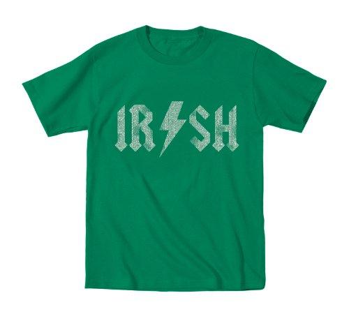 [Irish Rock St Patricks Day Toddler Shirt 4T Green] (St Patricks Day Shirts For Toddlers)