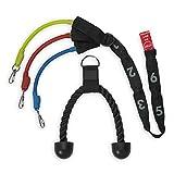 Cheap SPRI Triceps Rope & Triple Resistance Band