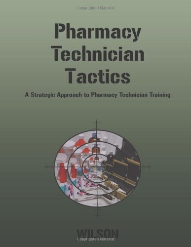 Read Online Pharmacy Technician Tactics pdf epub