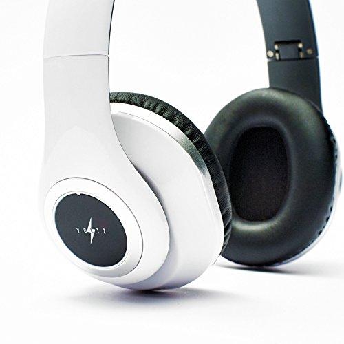 Bluetooth Headphones Adustable Headband Reduction