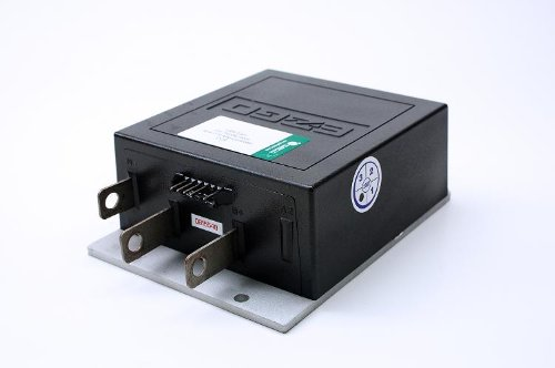 Curtis 36V 350Amp Golf Car Controller, Upgraded unit for Ez-Go, with 2 year warranty by Curtis (Image #2)