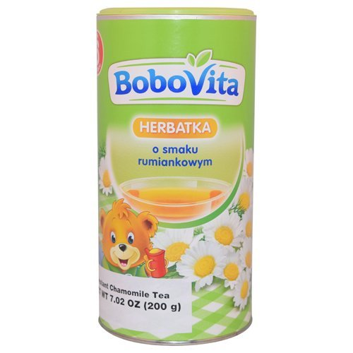 Bobovita Instant Camomile Tea for Babies, 200gm, 7.01 oz