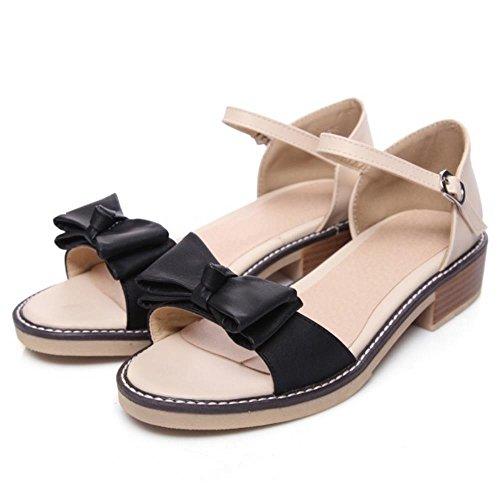 COOLCEPT Damen Sommer Schuhe Sports Sandalen