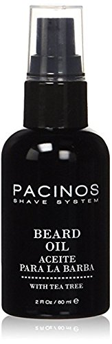 Price comparison product image Pacinos Beard Oil, 2 Ounce