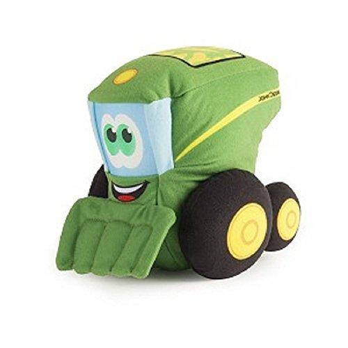 John Deere 7 Inch Plush Johnny Tractor & Friends - Corey Combine