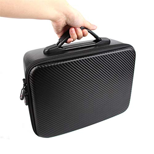 Fokine Drone Handheld Storage Bag Portable Suitcase Carrying Case Shoulder Handbag Double-Deck for DJI Mavic AIR by Fokine (Image #1)