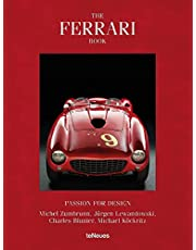 The Ferrari Book: Passion for Design (English, French, German and Italian Edition)