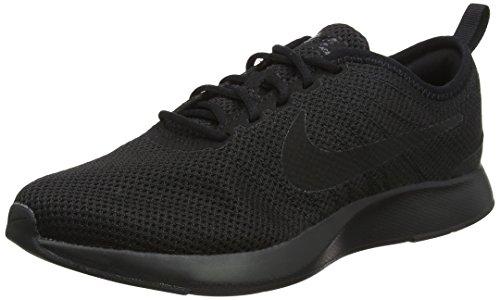 NIKE Herren Dualtone Racer (Gs) Sneakers, Schwarz (Black/Black/Black 001)
