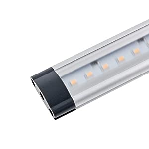 SEBSON LED Lichtleiste warmweiß - Sehr gutes Paket steht leider ...