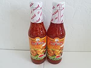 Mae Ploy Sweet Chili Sauce, 12-Ounce Bottle (Pack of 2)
