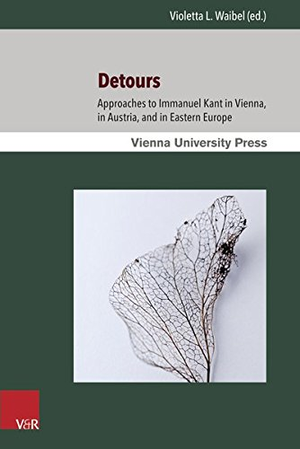 Detours: Approaches to Immanuel Kant in Vienna, in Austria, and in Eastern Europe - Continental Violets