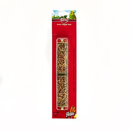 Kaytee Fiesta Fruit And Veggie  Treat Stick For Parakeets, ()