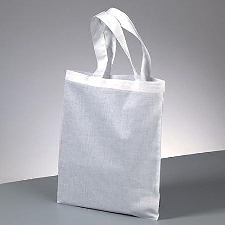 Bolsa de tela, Kleine Bolsa, algodón blanco para diseñar Incluso ...