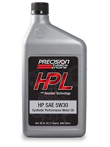 HPL完全に合成エンジンオイル5 W30ユーロパフォーマンス HPS0530EU-6 B07C7JRNWG